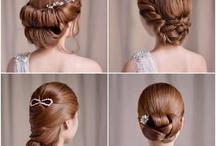 Hair Art / Rambutmu adalah Mahkotamu