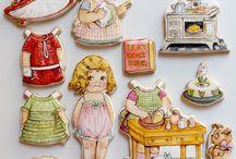 Cookies Dolls