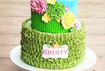 Cake Creations / by Kari Sparks