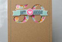 Card/Gift Wrap Ideas / by Rebecca Polsinelli