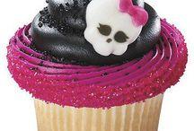 Sweet Table - Monster High