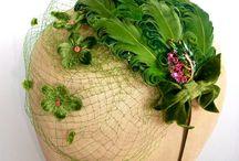 Jaunty chapeaux / by Susan Wever