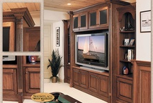 Luxury Lake Home - Showplace Cabinets / Hamilton Door Style
