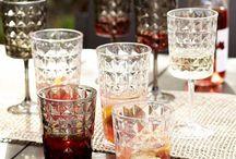 Glassware & Accessories Inspiration