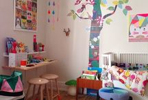 Kids Rooms or Basement: Organization & Decor