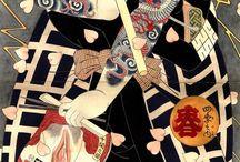 Ukiyoe 浮世絵