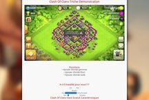 coctricher / Coctricher - Clash of Clans is a strategy game where the goal is to build its own village, unlock different warriors, attacking resources of other villages etc.