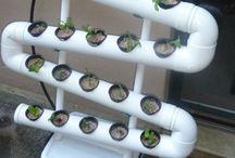 Pvc Veggie Planter
