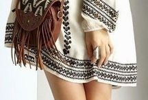 Ethnic + Bohemian Ideas