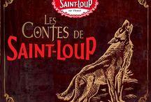 Inspiration Les Contes de Saint-Loup - Very Good Moment / Entrez dans la légende en participant à la soirée « Les Contes de Saint-Loup » ! Replongez le temps d'une soirée dans les contes et légendes de votre enfance et découvrez la bûche Saint-Loup.