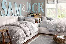 Design Ideas: Luke's Room / by Ali Blackshear