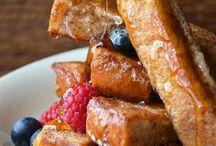 easy to make French toast sticks