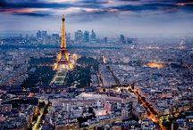 Paris / Want to go paris