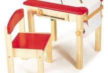 Mesas Crianças