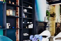 interiors. LivingRoom