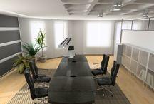 office rooms / by Garyj Funke