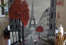 Picturi realizate