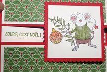"""cartes """"Noël"""""""