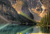 Banff national parken
