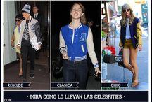 Celebrities Ochik / Estilismos de las celebrities, analizados por nuestros personal shoppers.  Más en www.ochik.com