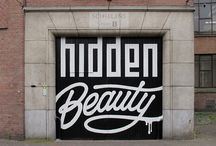 Great Typography / Typography in everyday life and design.