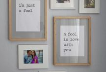 DIY Ideas / maybe one day I'll get to do some of these...