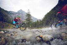 Mountainbiken in Flachau und Umgebung / Die schönsten Mountainbikestrecke in Flachau und Umgebung