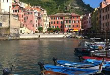 Outdoor / Cinque Terre is made up of 5 coastal town Italy.