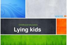 lying kids