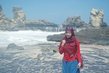 places I visited - East Java