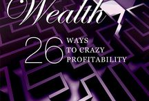 Pure Wealth Book / This book provides real life experiences, challenges and so many strategies to be successful in all aspects of business. The authors get to the heart of the matter when it comes to Pure Wealth. It really isn't just about money. Each chapter provides significant, valuable and relatable information that can be implemented immediately. This is a MUST HAVE book for Entrepreneurs beginning a business and already established business owners seeking top-notch learning.