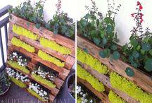 Ideen voor balkon