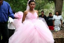 Quinceañeras - Brianna / Quinceañeras are one of the most important celebrations in Mexican culture. This celebration takes place on a girl's fifteenth birthday to mark her passage to womanhood, to give thanks to God for his blessings, and to present a young women to the community.