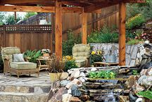 Backyard & Exterior! / by Maddie Zadvinskis