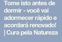 cura pela natureza