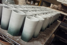 Ceramic: Vases / by Marjorie Olesen
