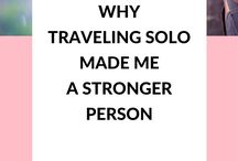 Solo-Female Travel / Solo-Female Travel