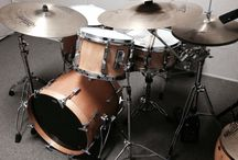 My kit!! / Sonor custom set!!