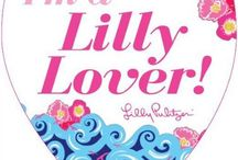 Lilly Pulitzer / by Michelle Smith