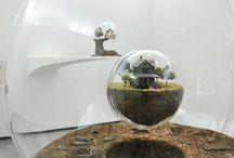 Terrarium Art / by Lena Ott