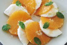 fruits salads