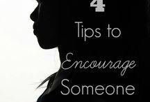 Encouragement / by Sherrill Nelson