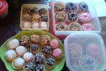 food, cake n cookies