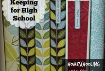 Homeschooling thru Highschool / Ideas & tips for highschool  / by Ashley Foster