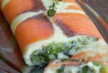 rotolo salmone