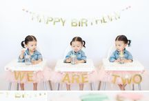 Twin and Triplet Birthdays