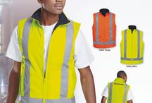 High Visibility Workwear and Reflective Clothing