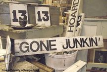 Junkin, Thriftin, Flea Markets, & Antiques