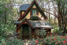 Living in a fairytale / daydream houses