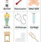 Community Helpers:  Nurses